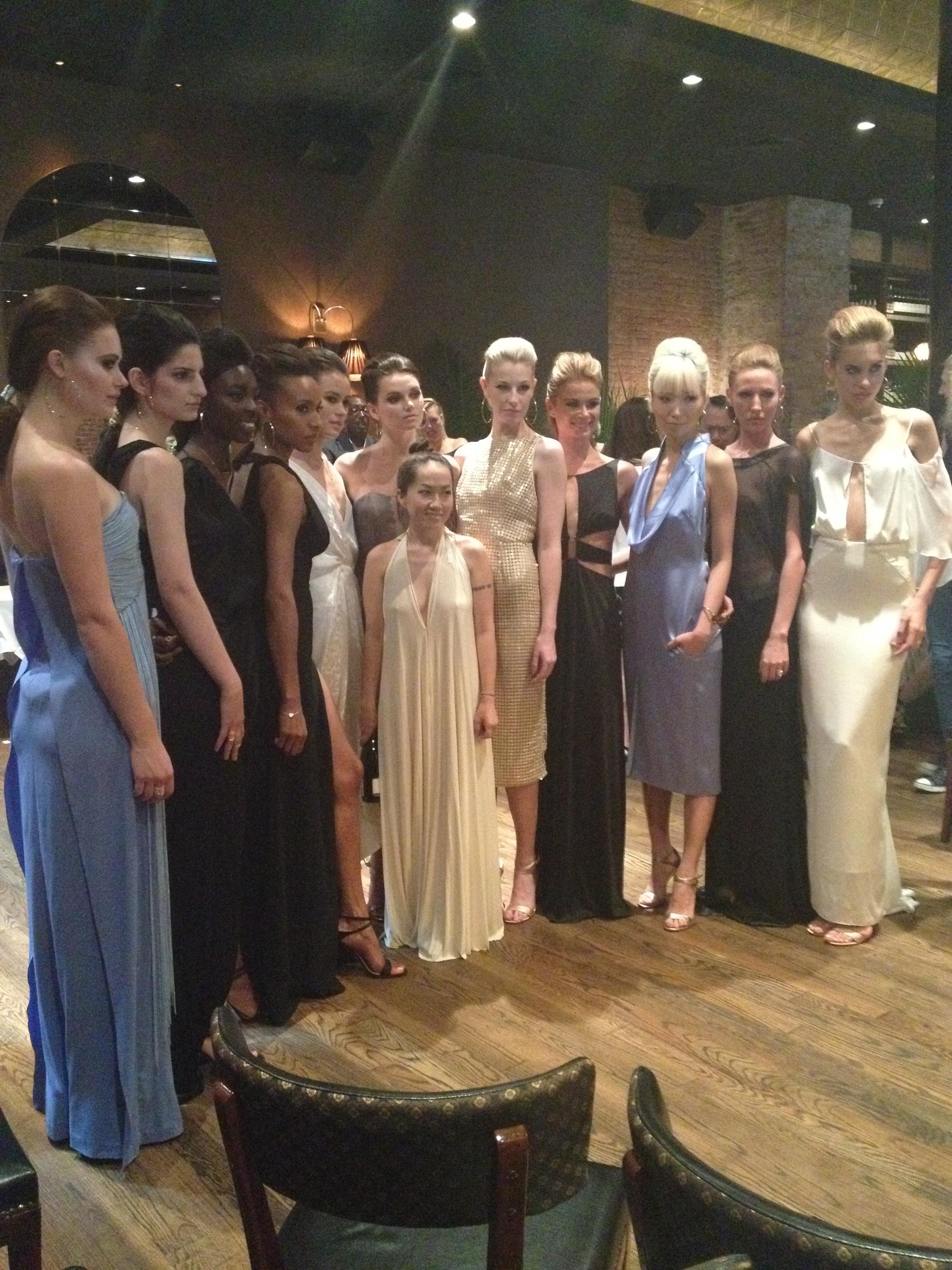 Chong Cha New York Fashion Week 2014 Hep Beat Zine